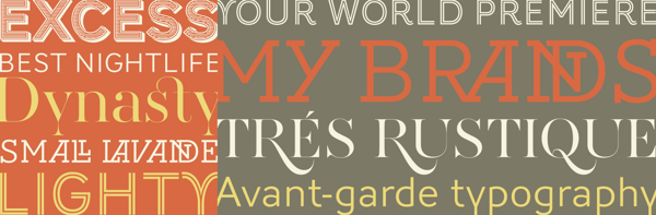 AW Conqueror by Jean Francois Porchez in 23 New Free Fonts and Typefaces