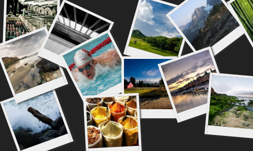 instantShift - CSS3 Lightbox Gallery With jQuery