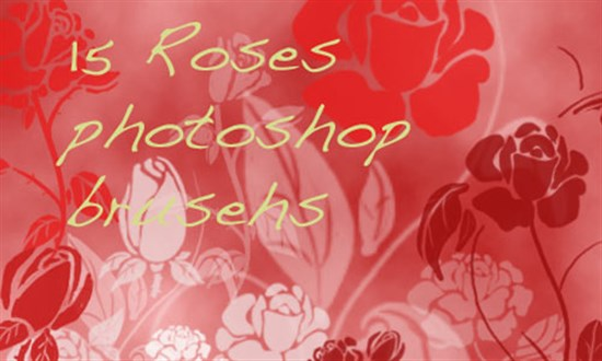 16-Free-Rose-Brushes