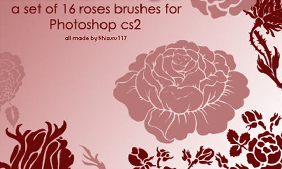 3-Free-Rose-Brushes