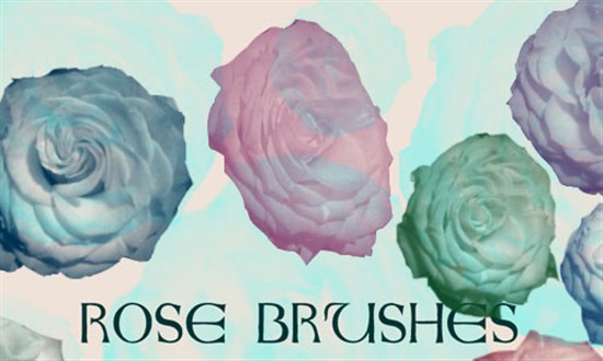 25-Free-Rose-Brushes