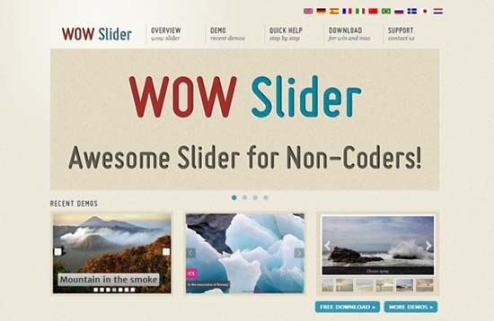 Free-jQuery-Sliders