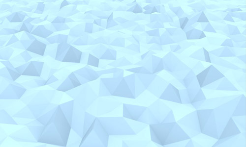 ice low poly background图片