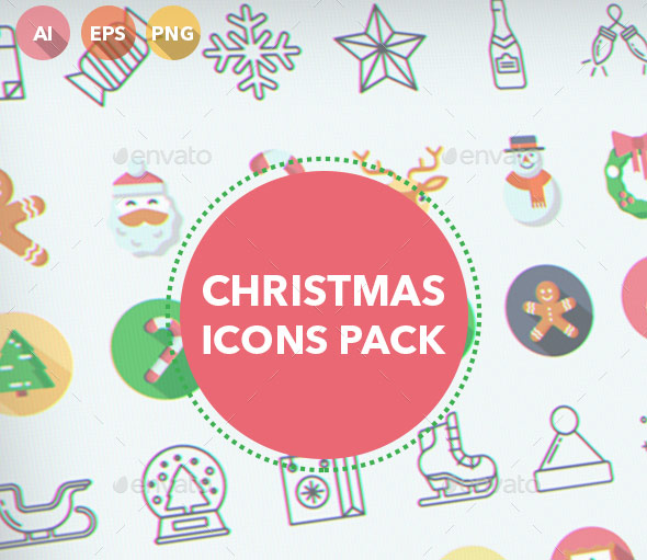 Christmas-Icons-Pack
