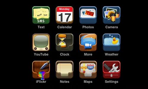 new iphone icons