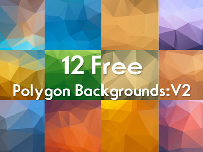 Free HD Backgrounds & Textures: Blurred, Geometric, Polygon - 15