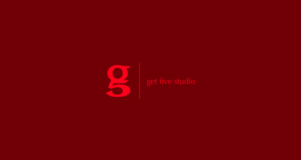 Creative logo design using numbers and digits - Get Five Studio