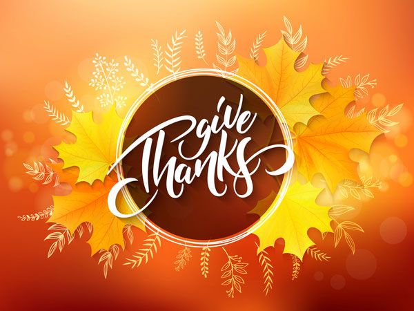 thanksgiviting day background design vector 02