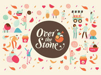 Over the Stone冰淇淋品